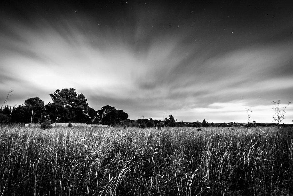 Le voile de la nuit // 2015 // © F.Lombardo